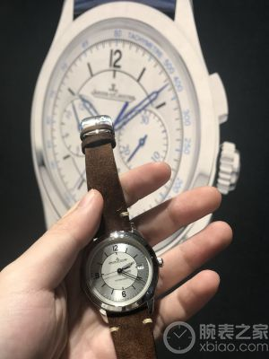 JLC master control date sector dial
