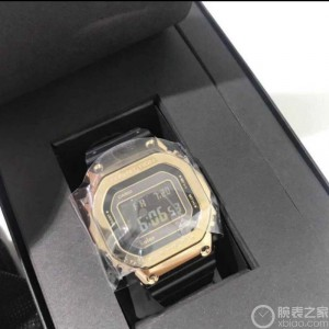 G-SHOCK by kolor GMW-B5000KL35周年小金块