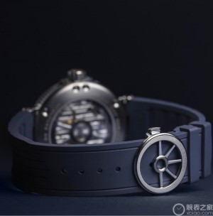 宝玑新航海Bucherer Blue Edition