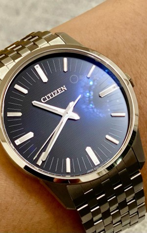 2019 巴塞尔 Citizen Caliber 0100 上手照